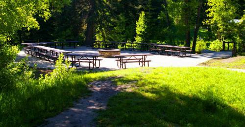 cherry campground