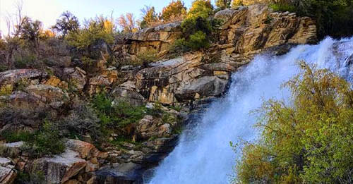 The Ultimate Guide to 50 Best Hikes in Utah Valley - Horsetail Falls