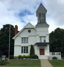 Ionia United Methodist Church exterior