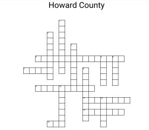 HoCo Crossword