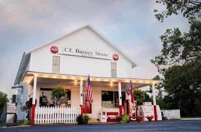 C. E. Barnes Store located in Archer Lodge, NC.