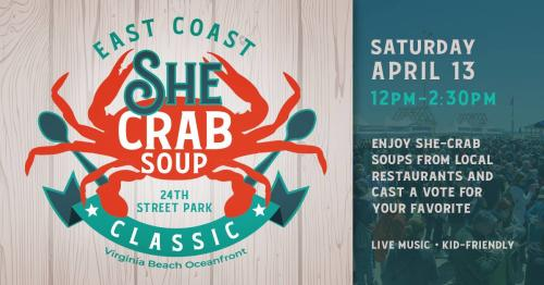 She Crab Soup Festival
