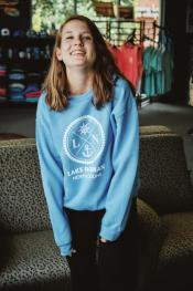 Visitor center sweater