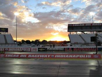 Lucas Oil Raceway is the place to be for race fans over Memorial Day weekend.