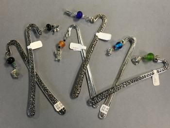 Handmade bookmarks at Artistic Designs Gallery