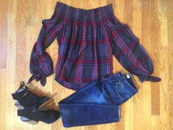 Fall outfit from Boho72
