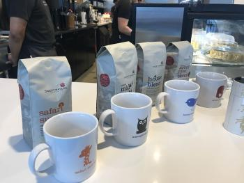 Sweetwaters coffee bags