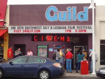 Gay & Lesbian Film Festival Guild Theater