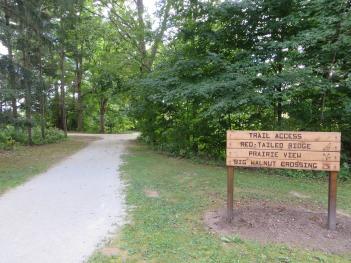 Find your escape at McCloud Nature Park near North Salem.