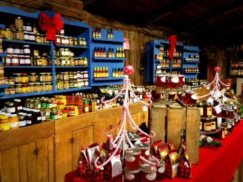 Find unique holiday gift ideas at Beasley's Christmas at the Orchard.