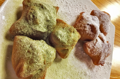 Thai Beignets at Sweet Basil