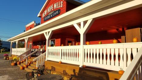 New Hope Mills Café