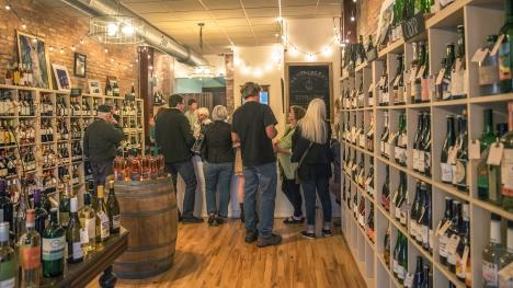 The Underground Bottle Shop