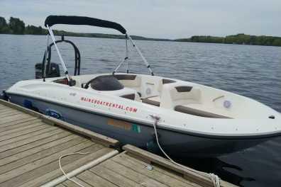 Ski Boat 1