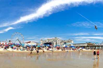 7 Miles of Sandy Beaches