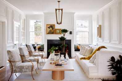 William Jefferds House Interior Common Space