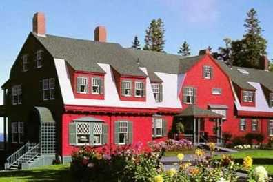 Guided tours of the FDR cottage