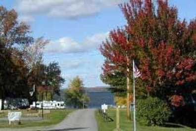 Sebasticook Lake Campground Newport Me 04953
