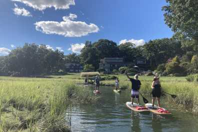 Kittery Paddle