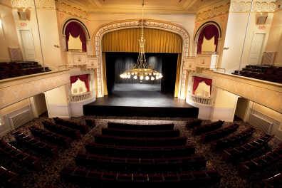 Camden Opera House interior