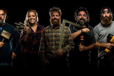 The Maine Cabin Masters