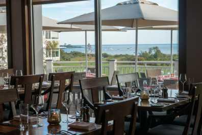 Sea Glass Restaurant - Dining Room