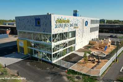 Children's Museum & Theatre of Maine building