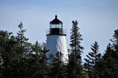Eagle Island Light