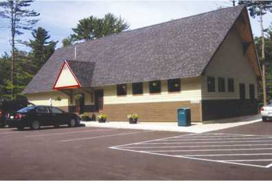 Fryeburg Information Center
