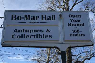 Bo-Mar Hall Antiques & Collectibles