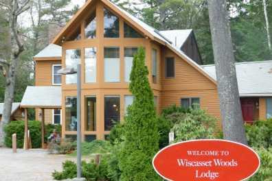 Wiscasset Woods Lodge