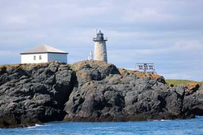 Libby Island Light