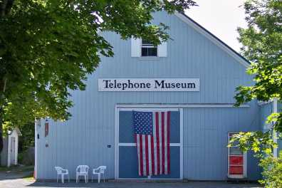 The Telephone Museum