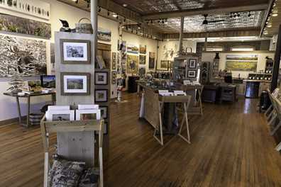 Moose Prints Gallery and Gifts Millinocket Maine