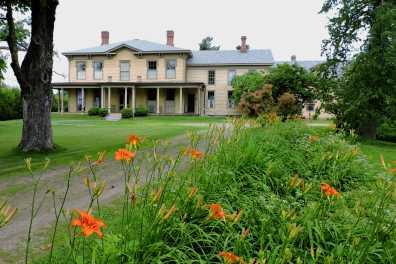 1867 Washburn Mansion