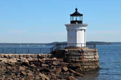 Portland Breakwater Light