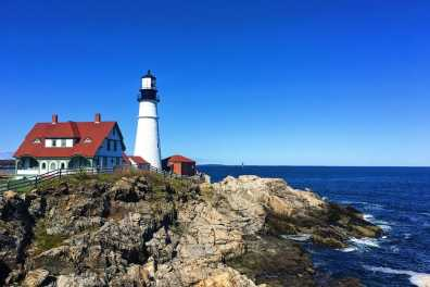Portland Head Light: Bailey Hannum