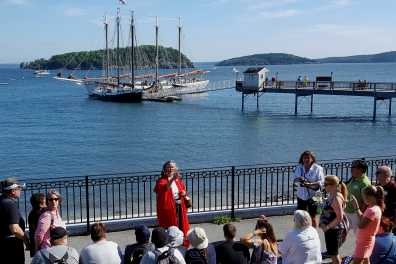Red Cloak History Tours- Bar Harbor