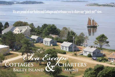 Sea Escape Cottages