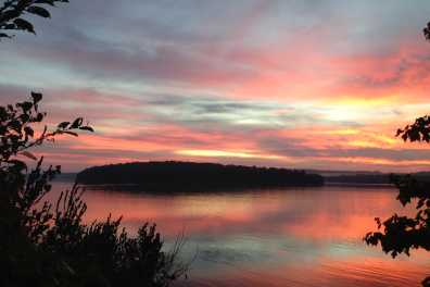 Big Island at Sunrise
