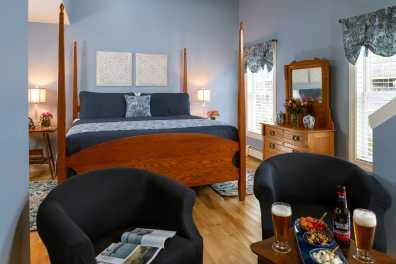 Grace Bailey Loft Suite
