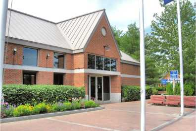Yarmouth Visitor Center Front Entrance - Summer