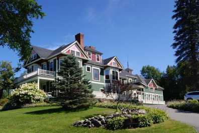 Greenville Inn at Moosehead lake