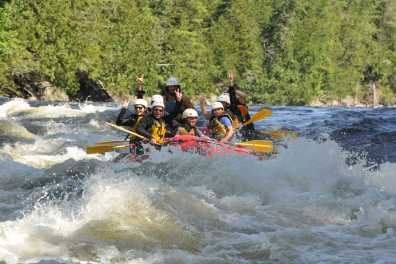 Kennebec River Group Trips