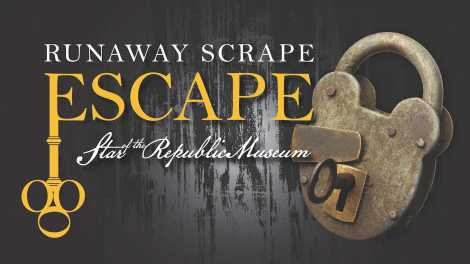 Runaway Scrape Escape Washington Tx 77880