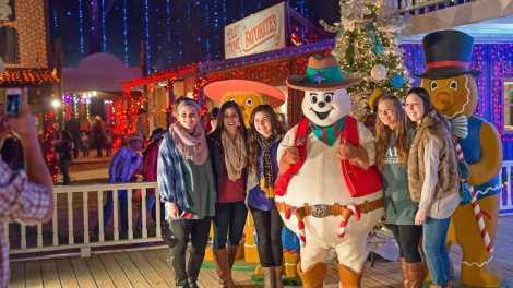 Christmas Festival 2020 Bryan College Station Tx Santa's Wonderland   College Station, TX 77845