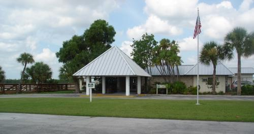 Port Charlotte Beach Facility