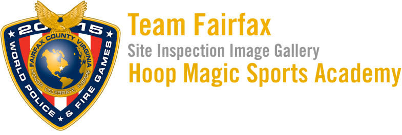 2015 World Police & Fire Games Site Inspection: Hoop Magic Sports Academy Image Gallery Header