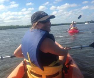 Calypso Kayaking