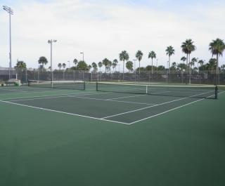 City Island Tennis Complex